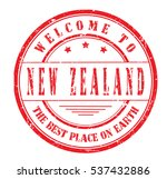 rubber stamp with text. welcome ... | Shutterstock .eps vector #537432886
