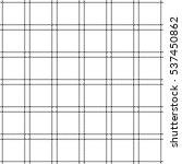 check plaid seamless pattern.... | Shutterstock .eps vector #537450862