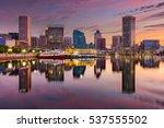 Baltimore  Maryland  Usa...
