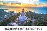 Big Buddha Statue Was Built On...