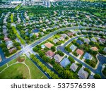 aerial view of green summer... | Shutterstock . vector #537576598