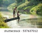 sakon nakhon thailand   june 7  ... | Shutterstock . vector #537637012