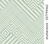 abstract striped geometric... | Shutterstock .eps vector #537799462