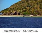coron island  phllipines  ... | Shutterstock . vector #537809866
