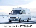 novyy urengoy  russia  ...   Shutterstock . vector #537901645