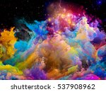 color kingdoms series.... | Shutterstock . vector #537908962