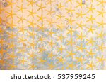 part of the wall with ancient... | Shutterstock . vector #537959245