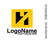 h logo   Shutterstock .eps vector #538030012