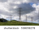 High Voltage Electricity Towers ...