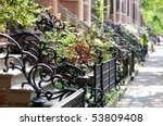 Railing  Victorian Style  In...