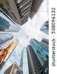 modern building | Shutterstock . vector #538096132