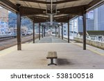 beppu oita   dec 18   rail way... | Shutterstock . vector #538100518