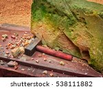 ancient tools of an ancient...