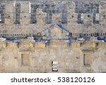 aspendos ancient city in... | Shutterstock . vector #538120126