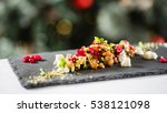 gourmet food | Shutterstock . vector #538121098
