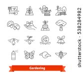 Gardening   Horticulture. Thin...
