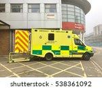 national health service  uk  ... | Shutterstock . vector #538361092