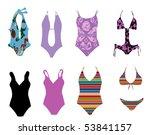 beach time | Shutterstock .eps vector #53841157