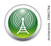 glossy antenna    wireless...   Shutterstock .eps vector #53841766