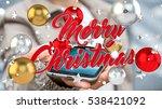 businessman on blurred... | Shutterstock . vector #538421092