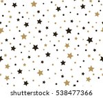 holiday background  seamless... | Shutterstock .eps vector #538477366