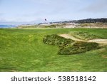 Pebble Beach Golf Course In...