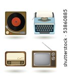 Old Fashioned Electronics In...
