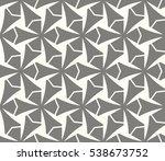 decorative wallpaper design in... | Shutterstock .eps vector #538673752