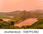panoramic view of shihmen... | Shutterstock . vector #538791382