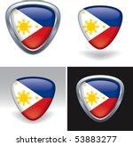 Philippines Flag Crest