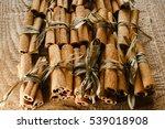cinnamon   Shutterstock . vector #539018908
