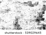 Stock vector grunge black and white urban vector texture template dark messy dust overlay distress background 539029645