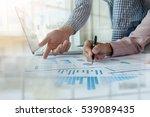 business concept. business... | Shutterstock . vector #539089435