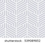 abstract geometric pattern with ... | Shutterstock .eps vector #539089852
