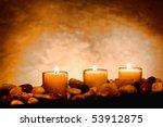 Meditation Votive Candles In...