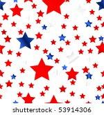 star seamless | Shutterstock .eps vector #53914306