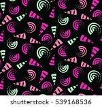 seamless pattern design for... | Shutterstock .eps vector #539168536