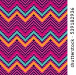 colored seamless pattern of...   Shutterstock .eps vector #539182936