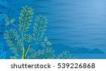 nature vector for background....   Shutterstock .eps vector #539226868