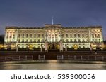 Buckingham Palace  London ...