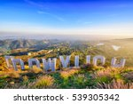 los angeles  california  ... | Shutterstock . vector #539305342