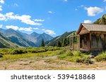 Animas Forks On The Alpine Loop