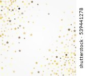 gold glittering background... | Shutterstock .eps vector #539441278