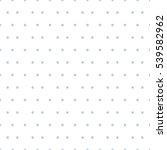 seamless polka dots pattern... | Shutterstock .eps vector #539582962