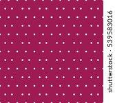 seamless polka dots pattern... | Shutterstock .eps vector #539583016