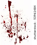 A Blood Spatter Background On...