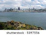 san francisco skyline as seen... | Shutterstock . vector #5397556