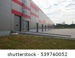 logistic hall   Shutterstock . vector #539760052