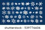 50 different vector 3d... | Shutterstock .eps vector #539776606