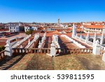 sucre panoramic view from the... | Shutterstock . vector #539811595